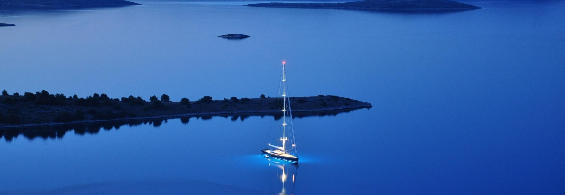 Yacht di lusso