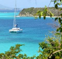 Catamarano Lagoon 500 charter Caraibi