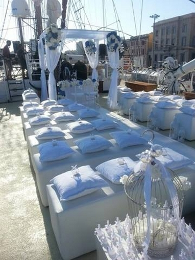 Matrimonio In Yacht : Matrimonio sullo yacht am charter