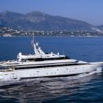 Motor yacht Costa Magna, photos done in Monaco in october 2006