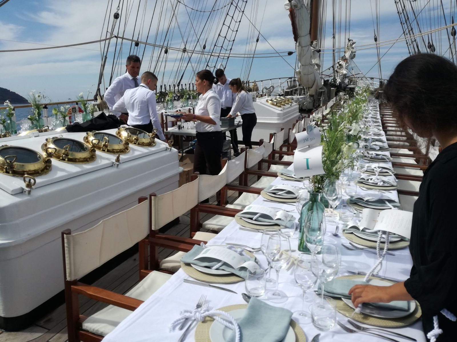 Matrimonio In Yacht : Matrimonio sullo yacht am charter