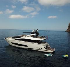 Sunseeker 86 Fly Balearics
