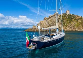 sailing yacht CLASS IV